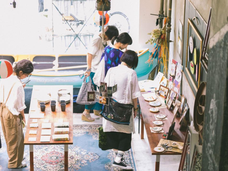 名古屋のマルシェ、ストロングマーケット